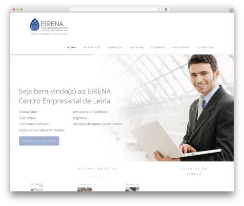 Namo theme WordPress - eirena.pt