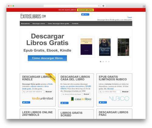 Free WordPress Amazon Product in a Post Plugin plugin - exitoslibros.com