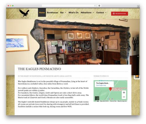 Theme WordPress Hotec - eaglespenmachno.co.uk