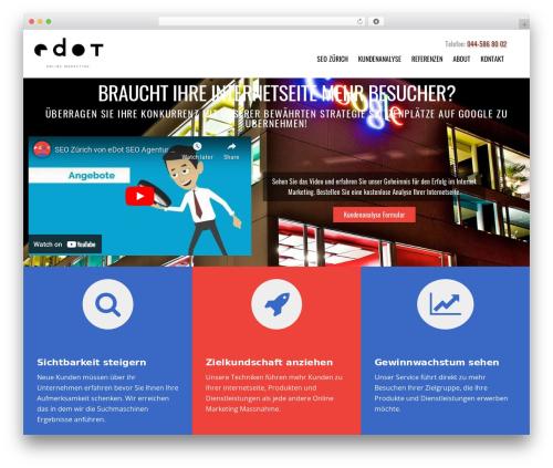 WordPress theme Dynamik-Gen - edot.ch