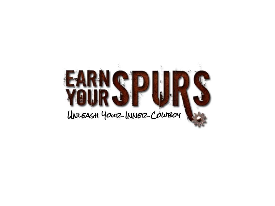 WordPress website template Earn Your Spurs