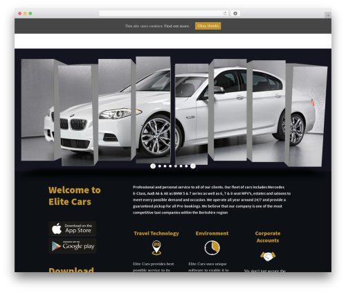 Betheme WordPress theme - elite-cars.co.uk