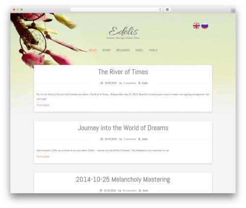 SuevaFree WordPress free download - edelis.ru