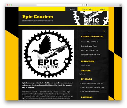 Free WordPress WordPress Tooltips plugin - epiccouriers.com