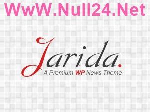 Jarida-Themestotal.com WordPress news theme
