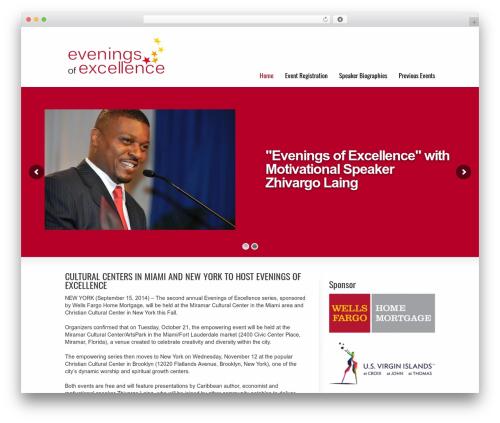 Striking MultiFlex & Ecommerce Responsive WordPress Theme WordPress ecommerce theme - eveningsofexcellence.com