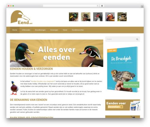 Best by MyThemeShop WordPress ecommerce theme - eend.net
