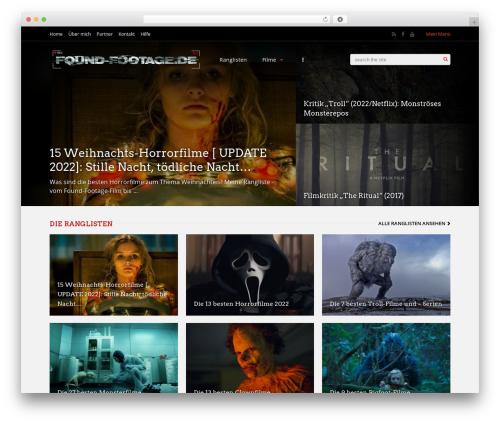 Free WordPress Amazon JS plugin - found-footage.de