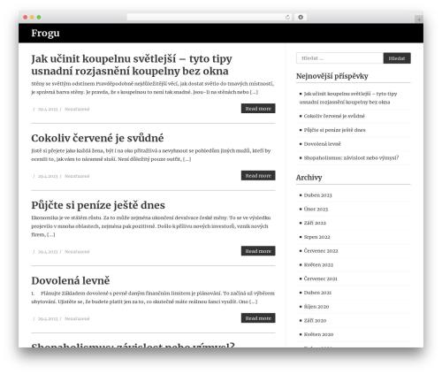 Cleanead theme free download - frogu.cz