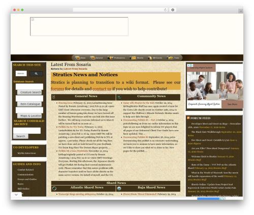 Prosumer WP template - uo2.stratics.com