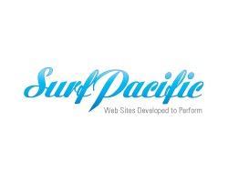 Surf Pacific Standard Responsive WordPress website template