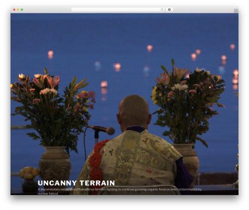 Twenty Seventeen WordPress theme free download - uncannyterrain.com