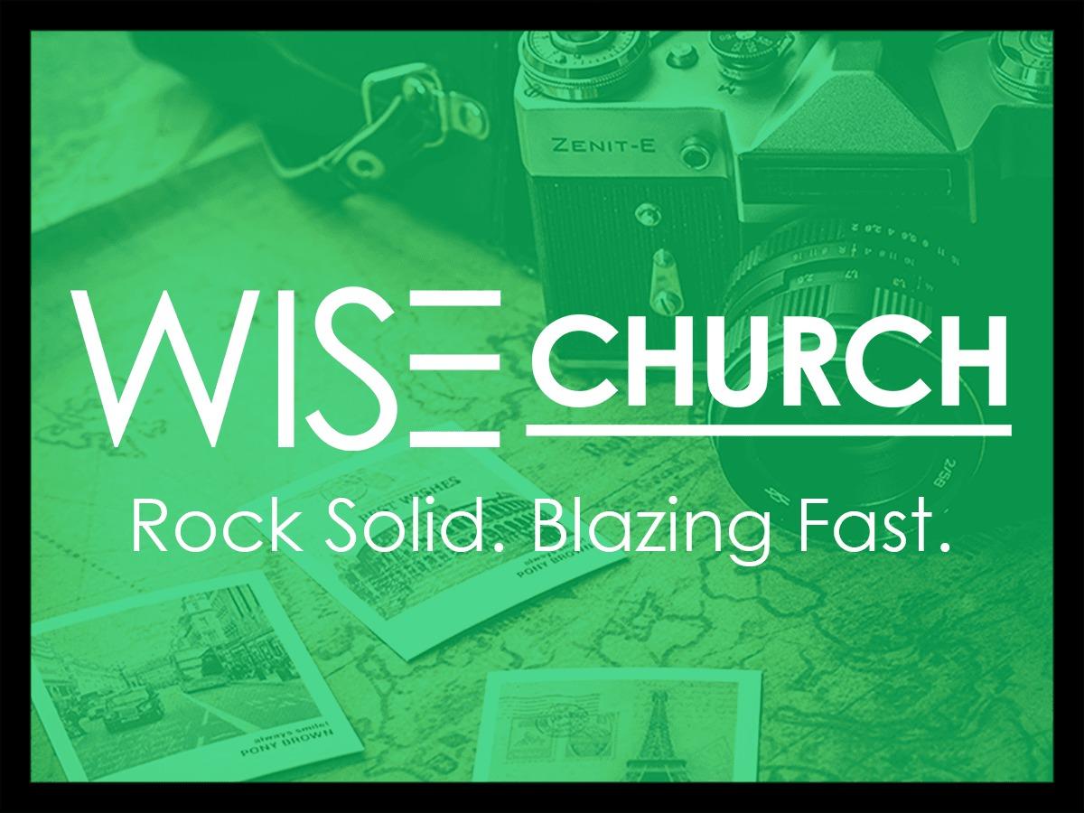wordpress template wise church