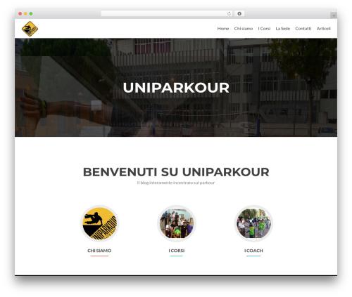 Free WordPress Cookies Pro plugin - uniparkour.com