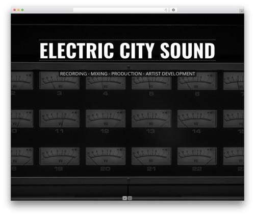 Free WordPress My Quicktags plugin - electriccitysound.com