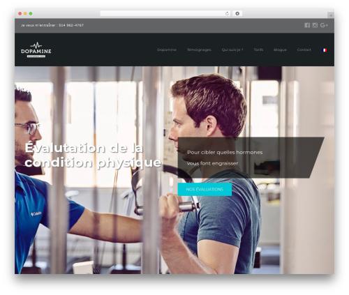 Free WordPress BMI Calculator Plugin plugin - entrainementdopamine.com