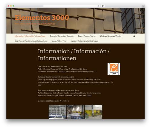 r2d2 best WordPress theme - elementos3000.com