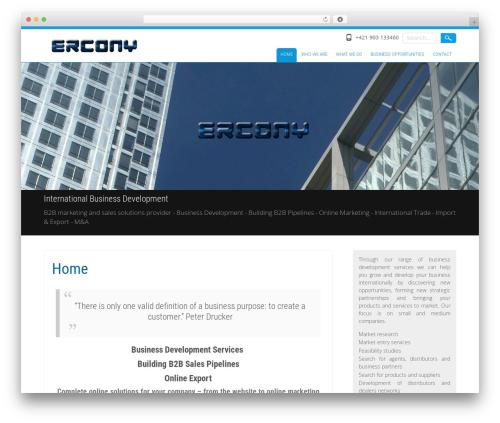 Selfie WordPress theme free download - ercony.com