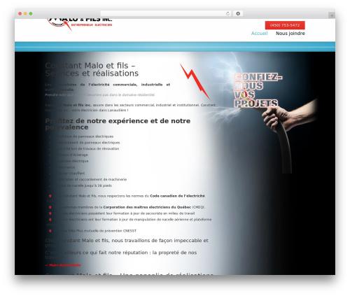 Striking MultiFlex & Ecommerce Responsive WordPress Theme WordPress shop theme - electricien-lanaudiere.com