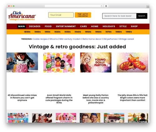 WordPress global-gallery-overlay-manager plugin - clickamericana.com