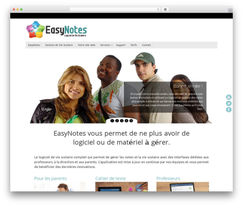 Free WordPress My Quicktags plugin - easynotes.fr