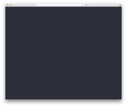 Salient best WordPress template - ericsrowe.com