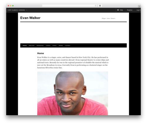 Free WordPress Cookies for Comments plugin - evanwalker1.commons.gc.cuny.edu