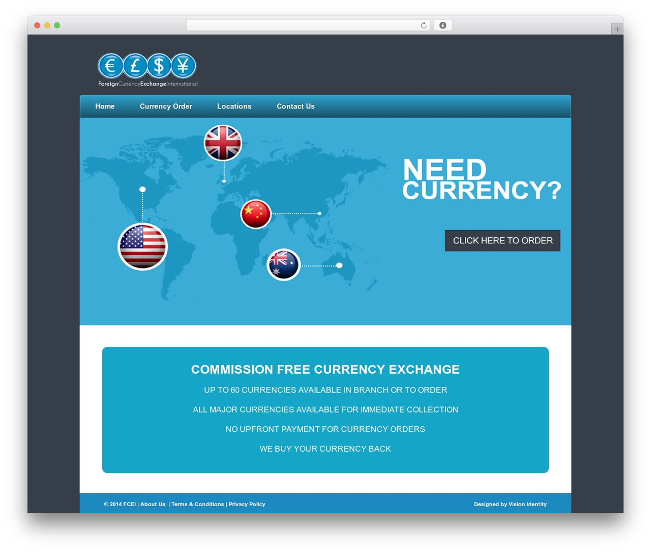Wordpress Template Nexus Efx Ie