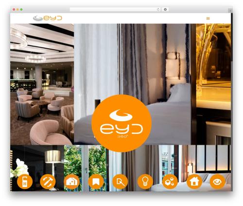 Betheme theme WordPress - eyd360.es