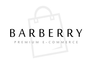 Barberry Child Theme WordPress shop theme