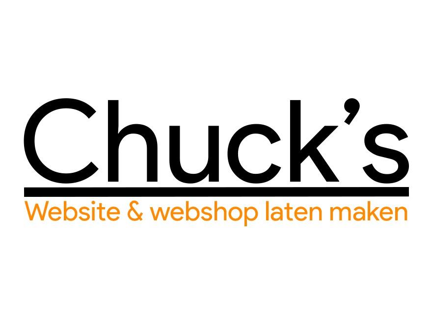 chucks WordPress page template