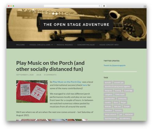 Free WordPress WordPress Gallery Plugin – NextGEN Gallery plugin - theopenstageadventure.ca
