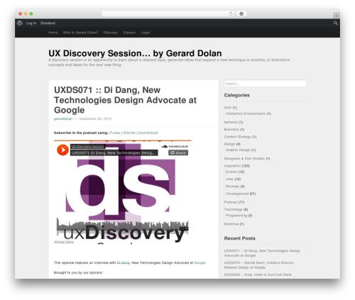 Free WordPress Vimeo Everywhere plugin - uxdiscoverysession.com