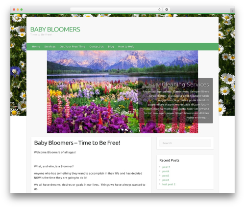 Travelify WordPress theme free download - usbabybloomers.com