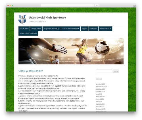 Free WordPress Useful Banner Manager plugin - uks16.pl