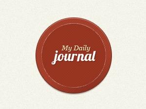 WP template DailyJournal (Provided by Zazavy.com)