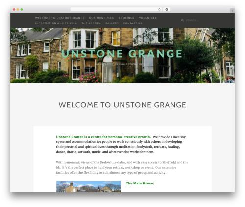 Free WordPress WP Simple Booking Calendar plugin - unstonegrange.co.uk