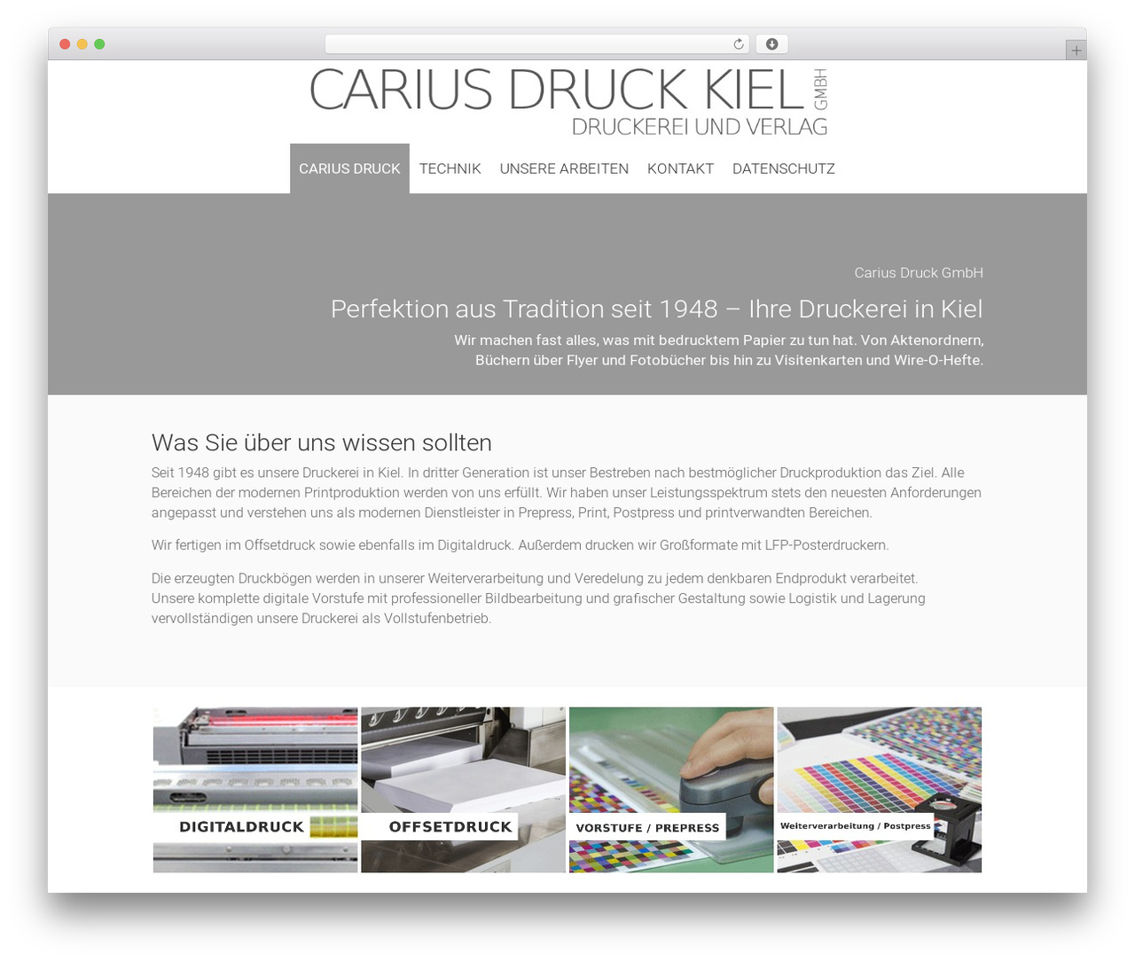 Wordpress Template Di Basis 2 7 3 By Childthemes Designers