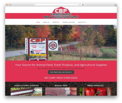 Best WordPress theme ken - cbpsupplies.com