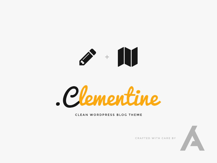 Clementine theme WordPress