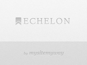 Echelon template WordPress