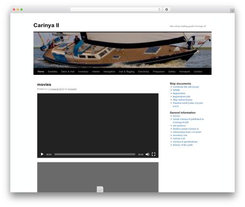 Free WordPress iPanorama 360 WordPress Virtual Tour Builder plugin - carinya-ii.com