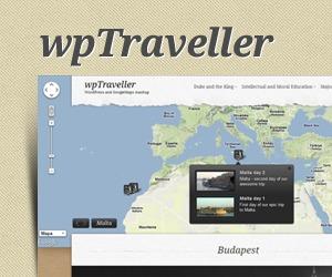WordPress website template Guacamaya