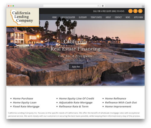 WordPress website template IDXCentral (Austin) - calendingco.com