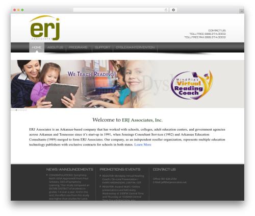 WP template erj-associates-inc - erjassociates.net