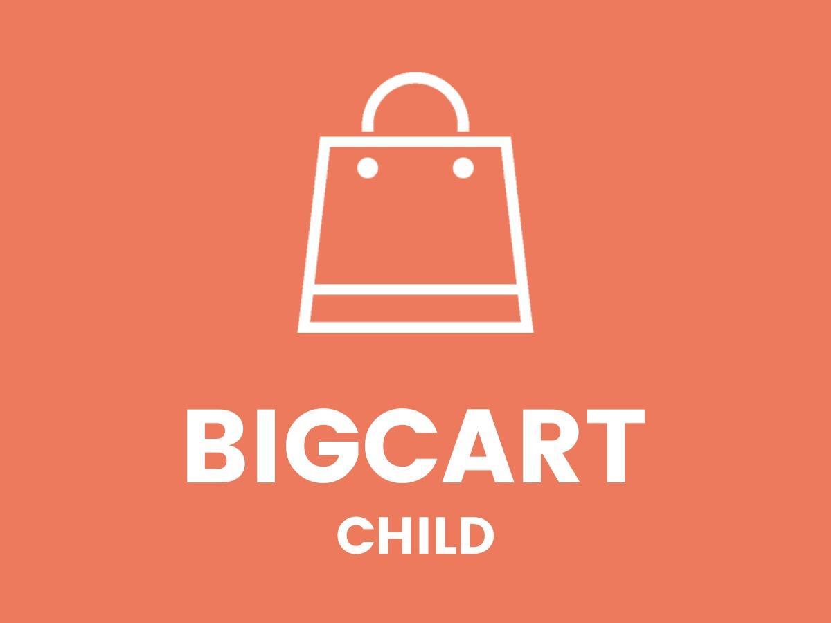 Theme WordPress Bigcart Child
