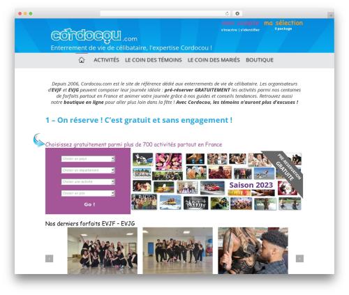 WordPress wp_pro_ad_system plugin - cordocou.com