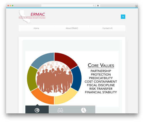 Theme WordPress Unity - ermacjpa.com