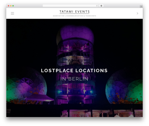 WP template Rayleigh - eng.tatamievents.de
