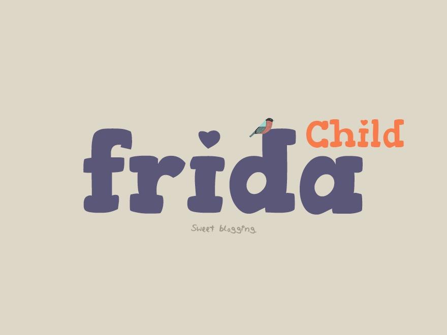 Frida Child top WordPress theme